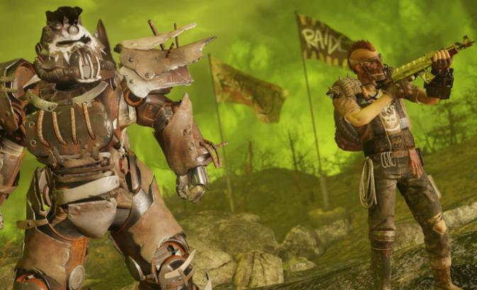 Fallout 76 pillard