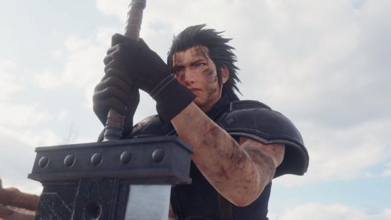 Final Fantasy VII Remake - Zack
