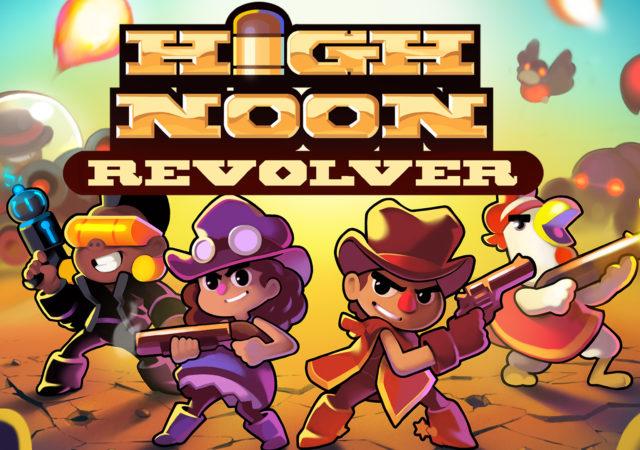 High Noon Revolver - Heros