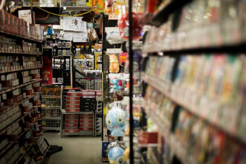 Jeu Vidéo - Boutique de jeux rétro