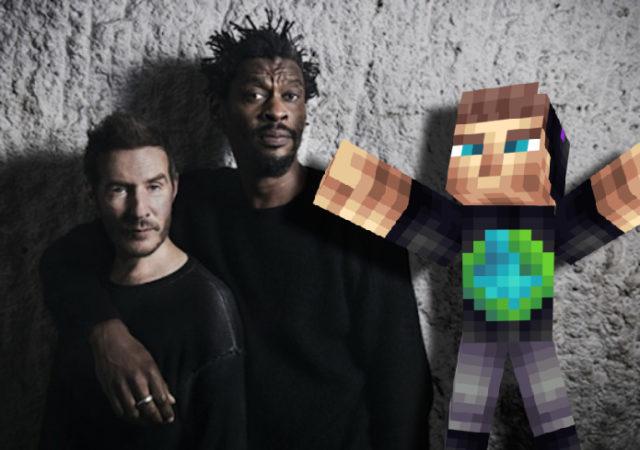 Minecraft Massive Attack