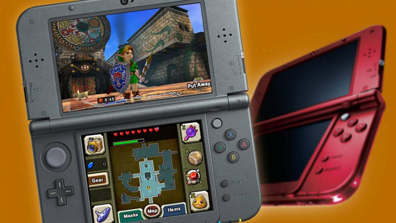 Sélection de jeux Nintendo 3DS avant la fermeture de l'eshop