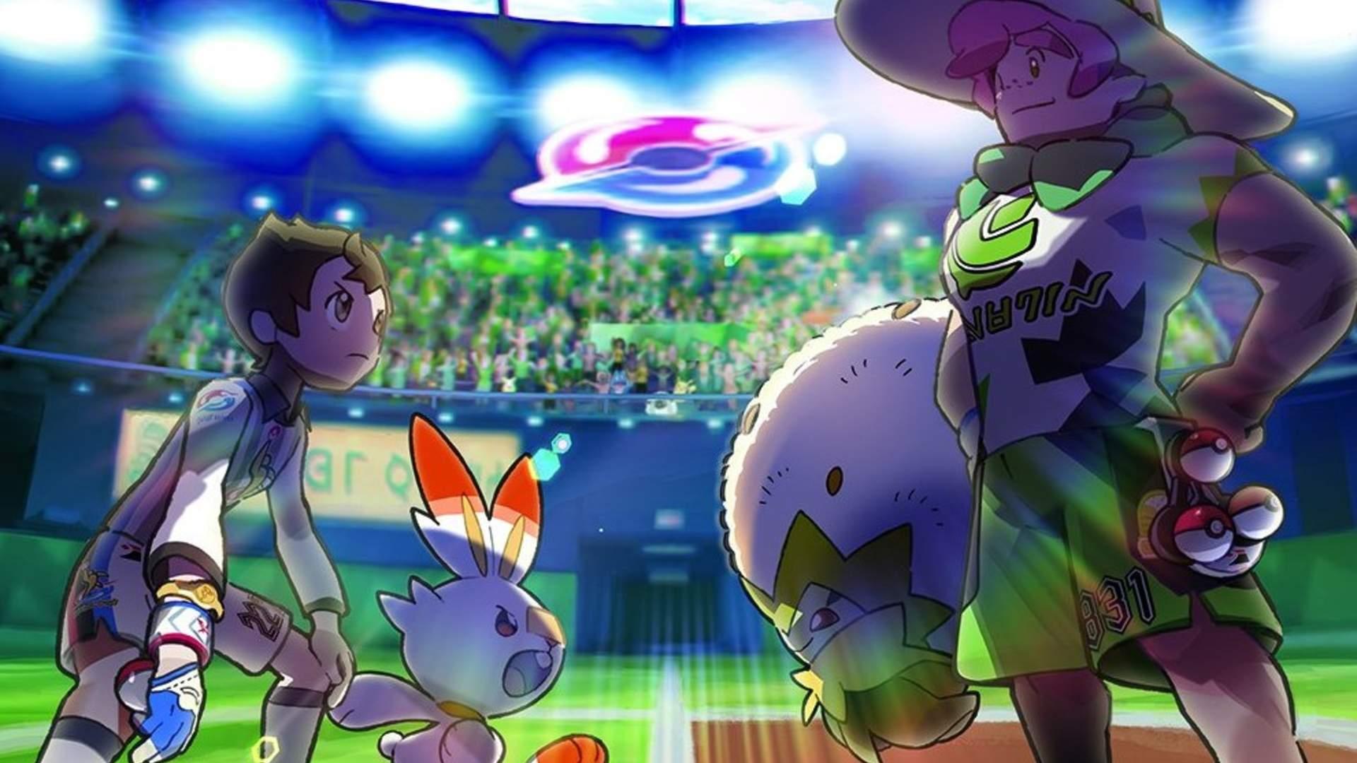 Pokémon Épée et Bouclier - Combat titan