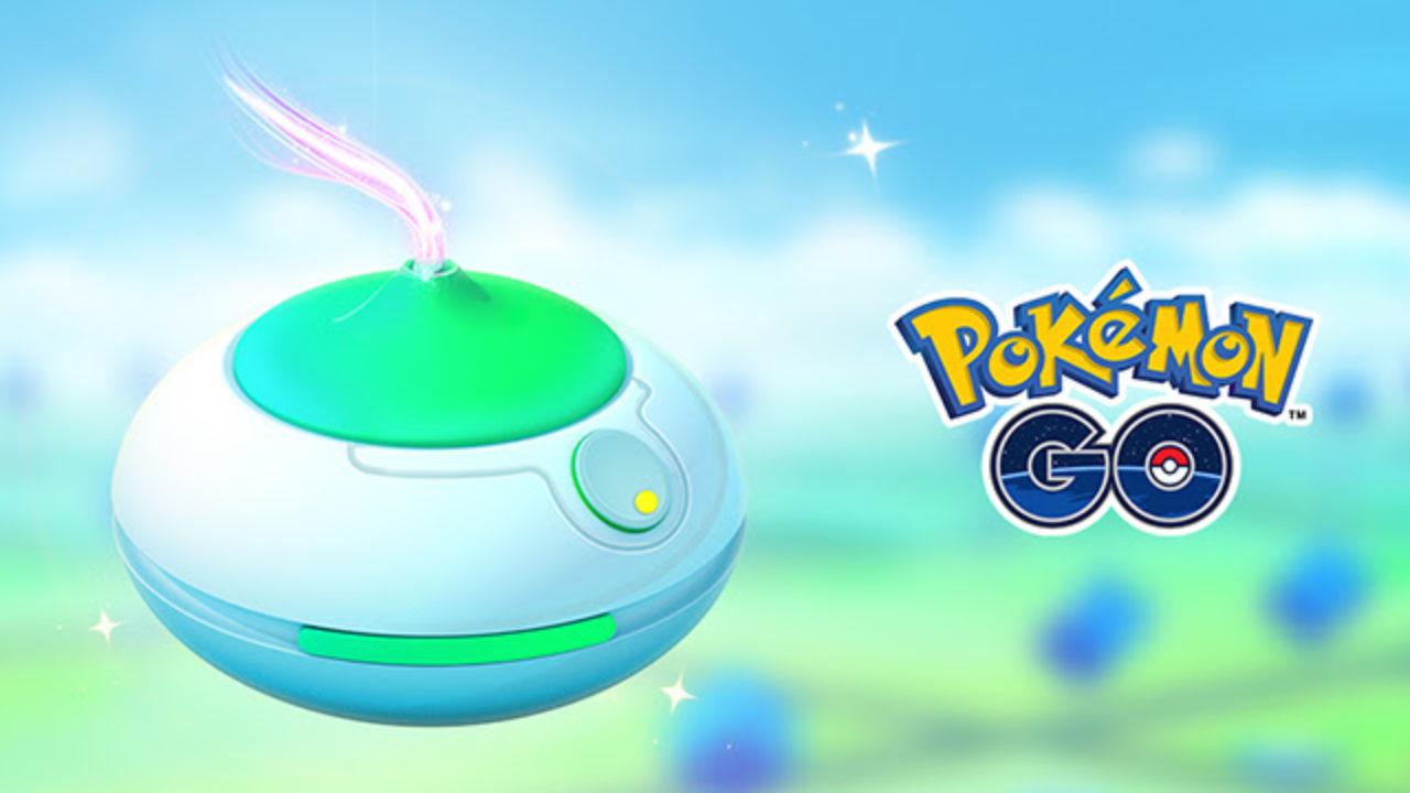 Pokémon GO - Encens