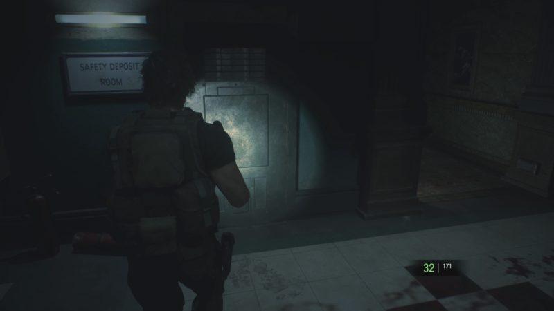 Resident Evil 3 Remake guide Mr. Charlie 11