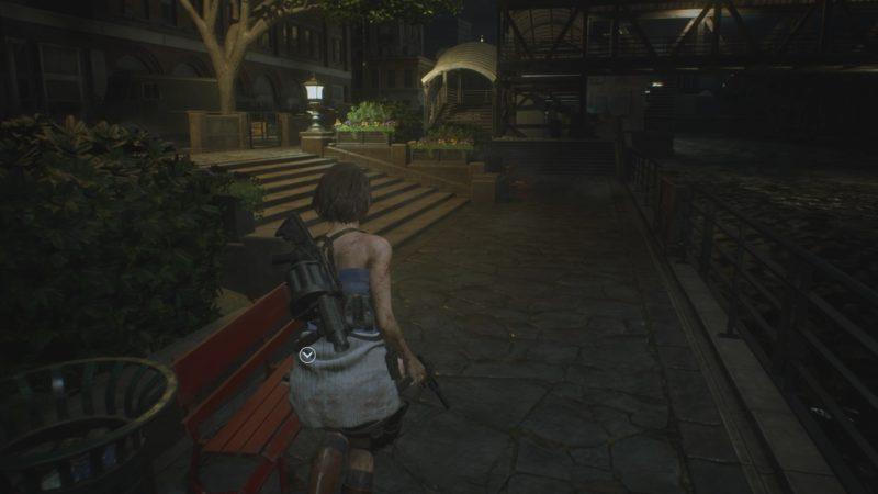 Resident Evil 3 Remake guide Mr. Charlie 13