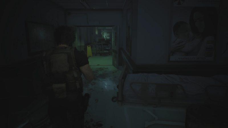 Resident Evil 3 Remake guide Mr. Charlie 15