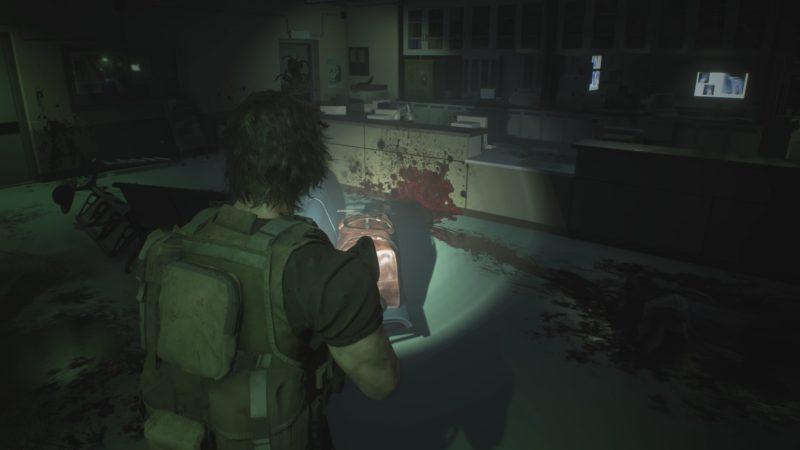 Resident Evil 3 Remake guide Mr. Charlie 16