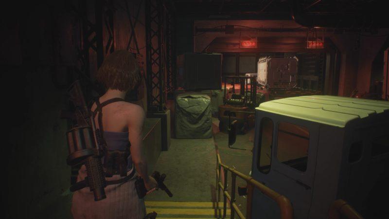 Resident Evil 3 Remake guide Mr. Charlie 17