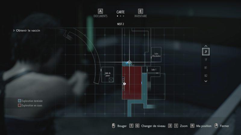 Resident Evil 3 Remake guide Mr. Charlie 19