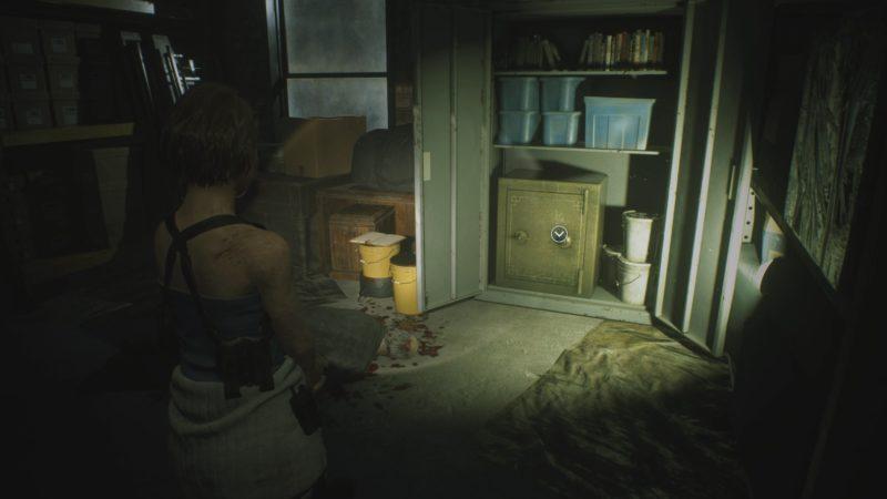 Resident Evil 3 Remake guide Mr. Charlie 2