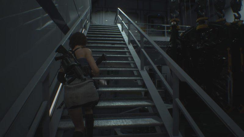 Resident Evil 3 Remake guide Mr. Charlie 20