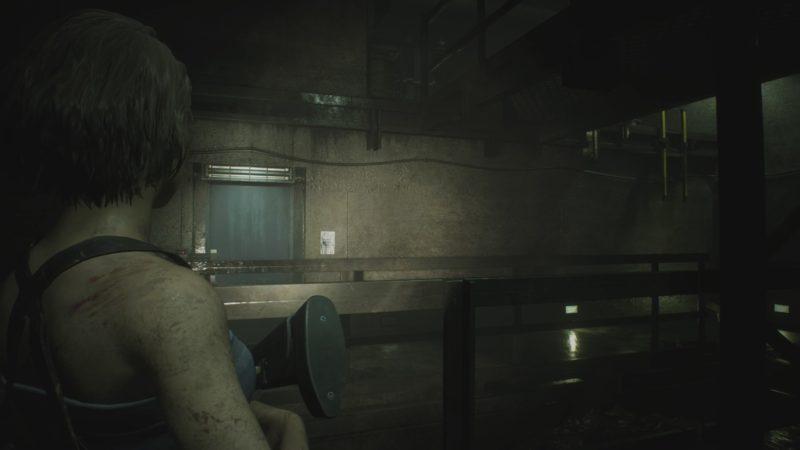Resident Evil 3 Remake guide Mr. Charlie 8