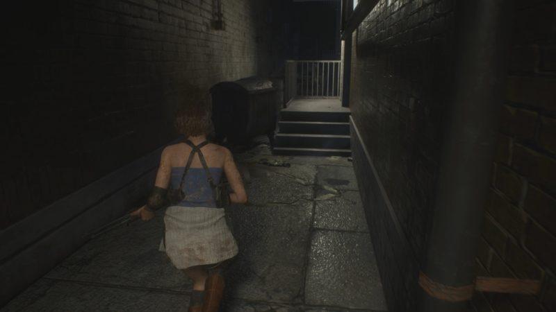 Resident Evil 3 Remake guide Mr. Charlie 9