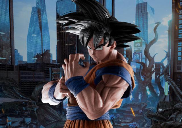 Shonen Jump Deluxe Edition - Goku