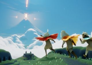 Sky: Children of the Light personnages montagne