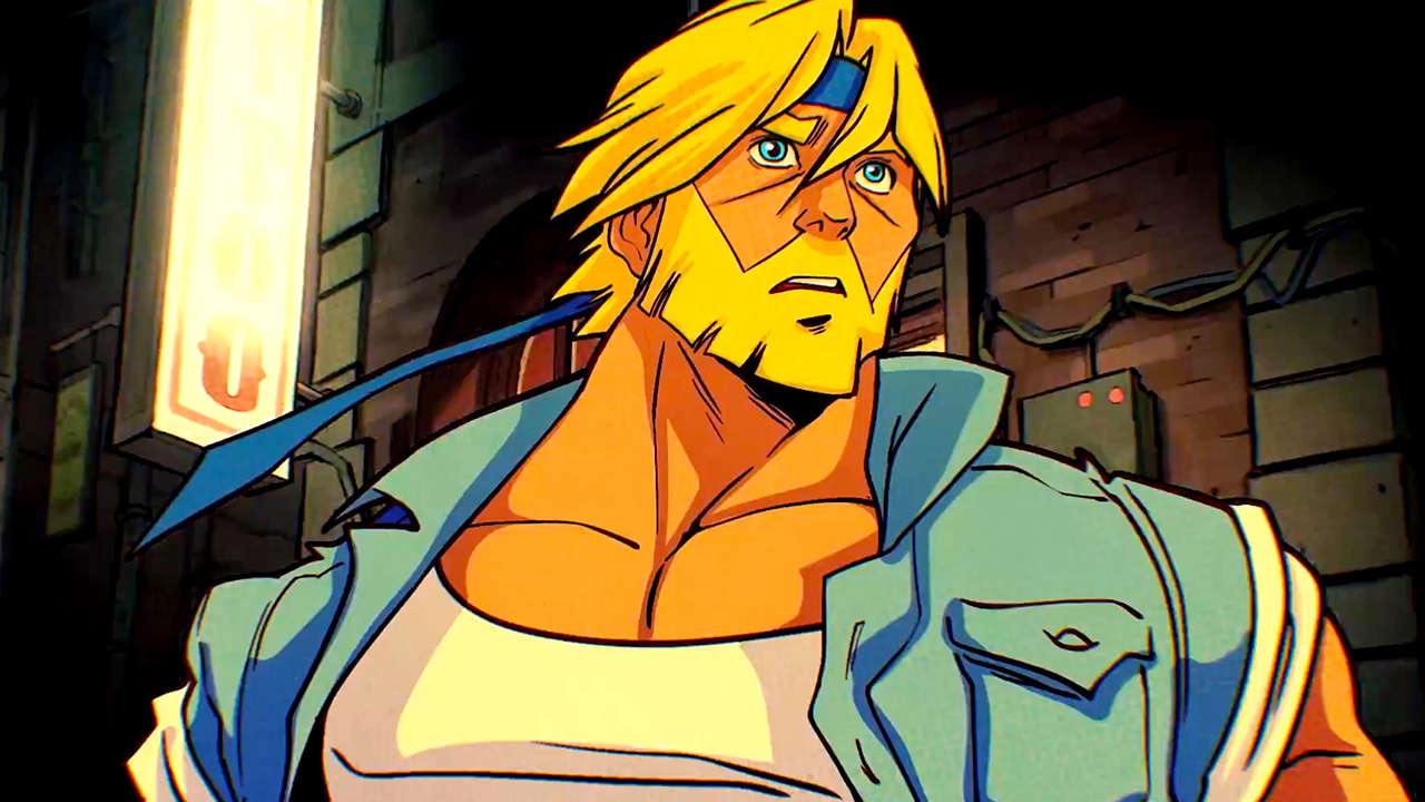 Streets of rage 4 - Axel