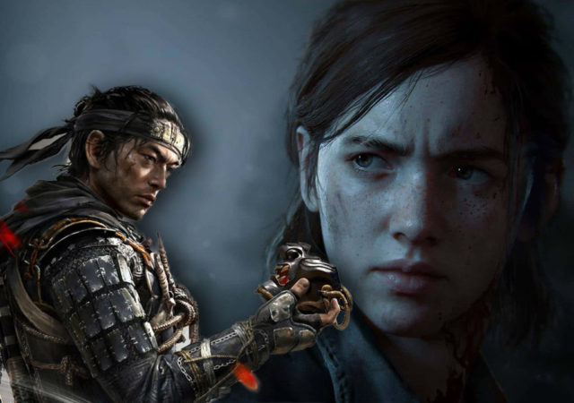 the last of us part II ghost of tsushima