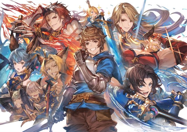 Granblue Fantasy Versus - illustration
