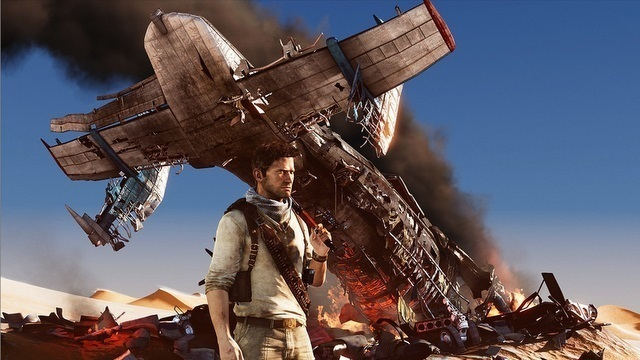 Uncharted 3 sur PlayStation 4