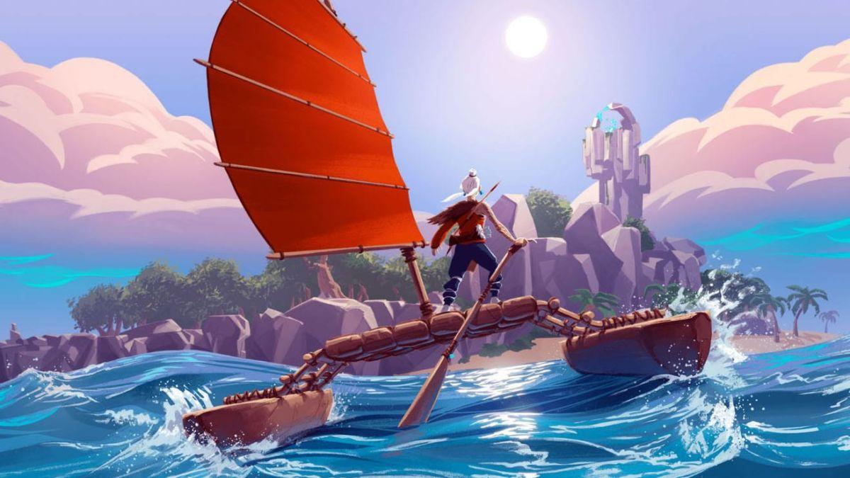 Annonce du jeu Windbound par Deep Silver