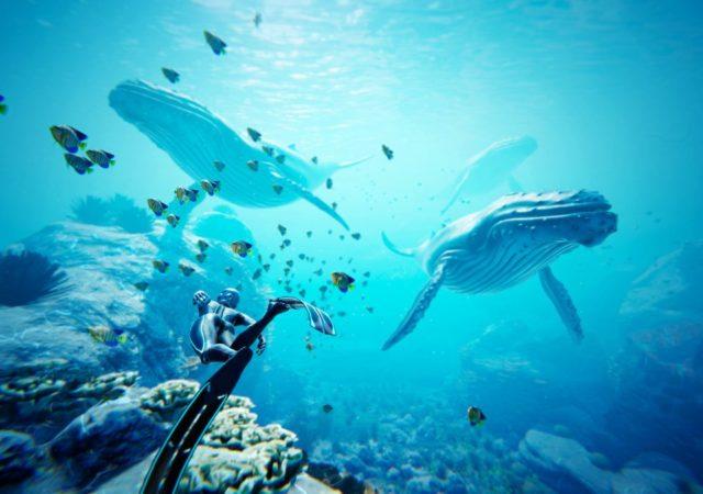 Beyond Blue - une plongée fantastique