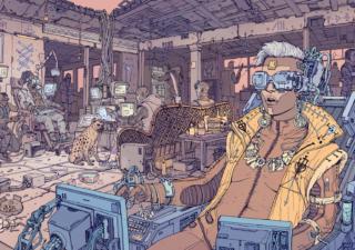 Cyberpunk 2077 - hackers