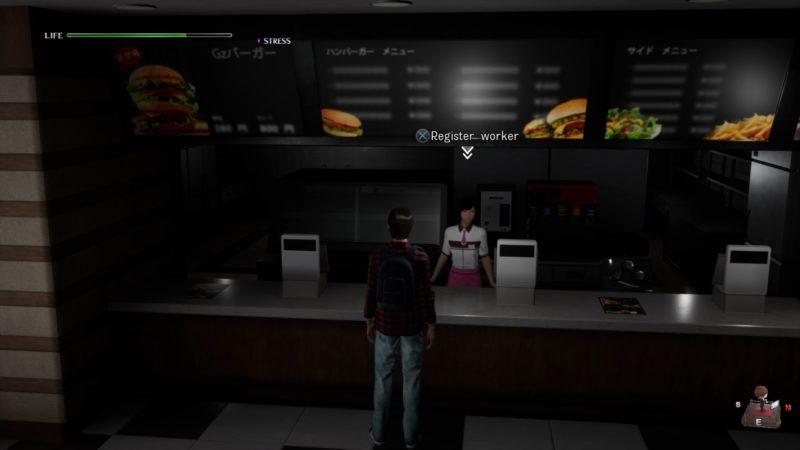 Disaster Report 4: Summer Memories burger