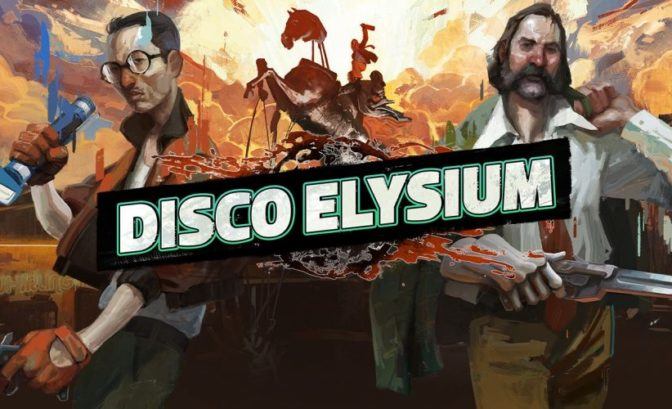 Disco Elysium Box Art