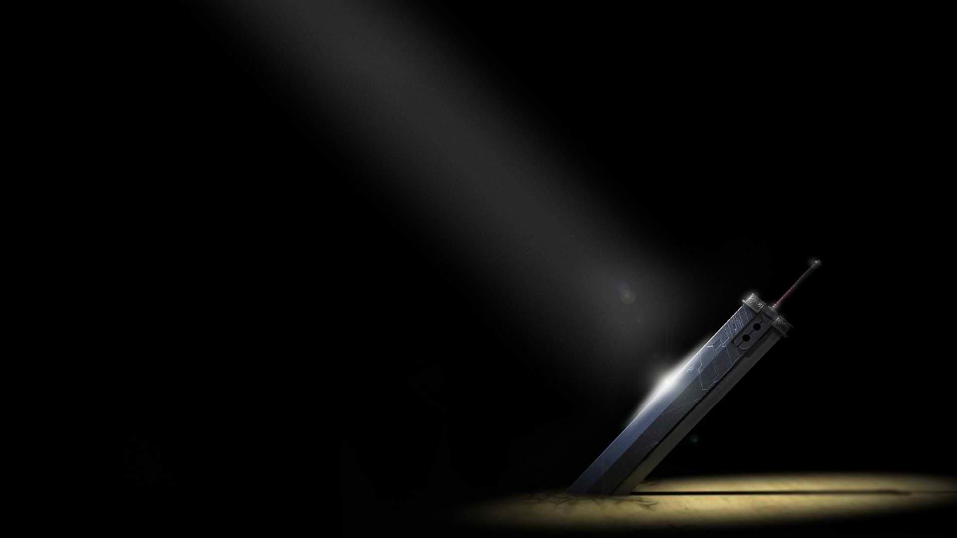 Final Fantasy VII épée
