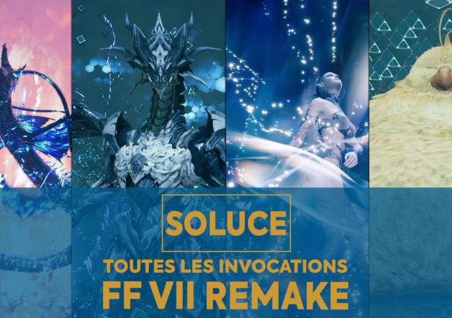 Final Fantasy VII Remake soluce une