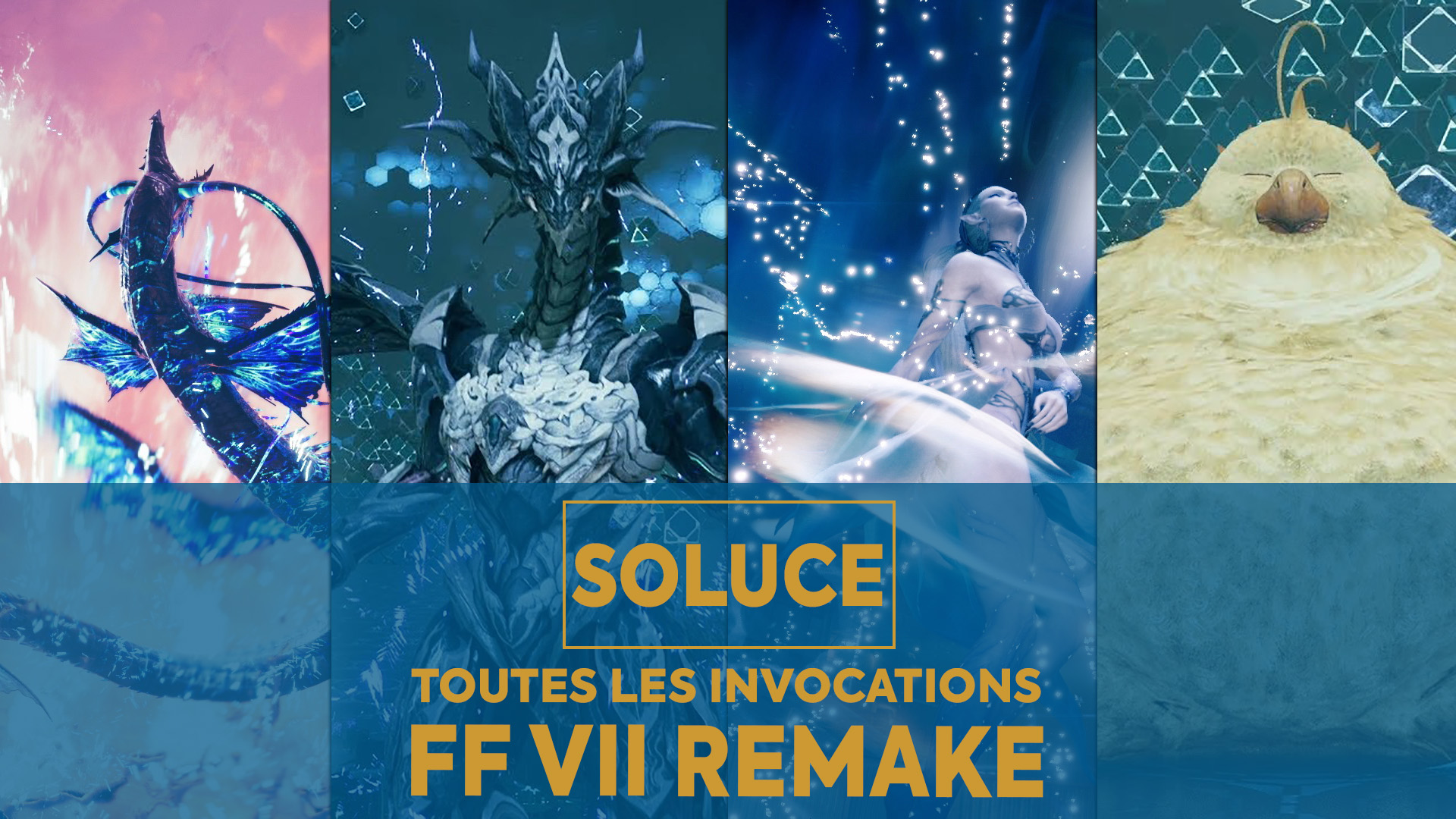 Final Fantasy VII Remake soluce une