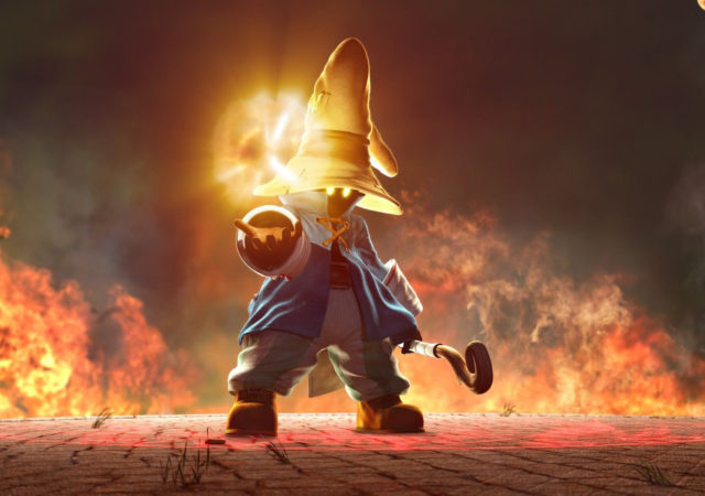 Final Fantasy IX bibi