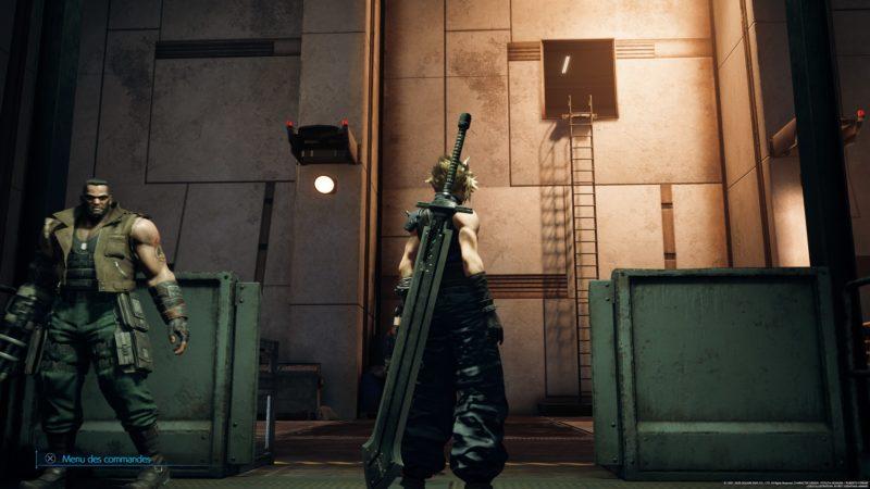 Final Fantasy VII Remake chocobo mog échelle