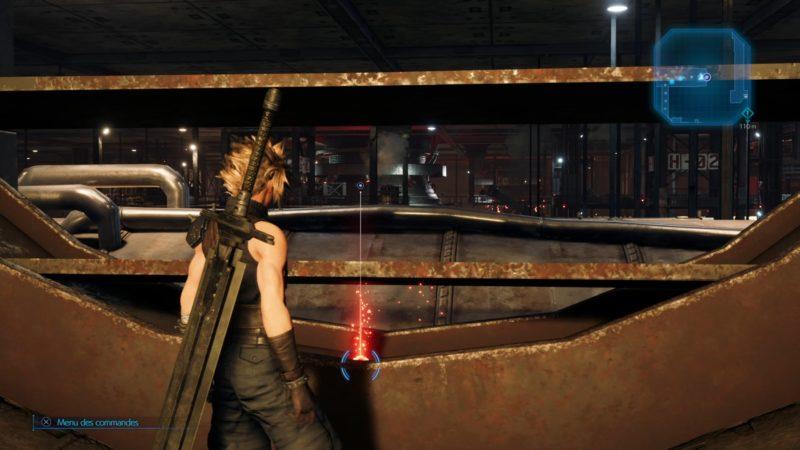 Final Fantasy VII Remake chocobo mog matéria