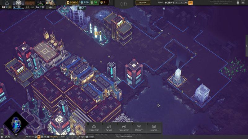 Industries of Titan ville
