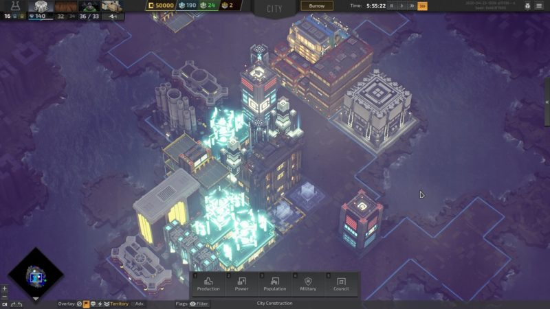 Industries of Titan ville 2