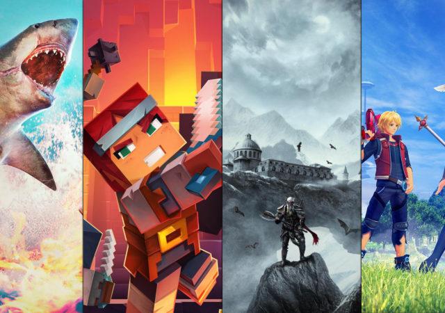 Sorties Jeux Vidéo Mai 2020