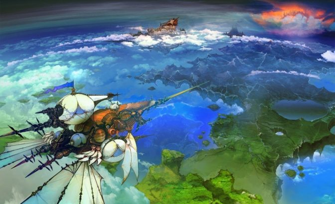Final Fantasy XVI ?