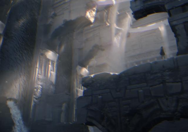 NieR Re[in]carnation temple