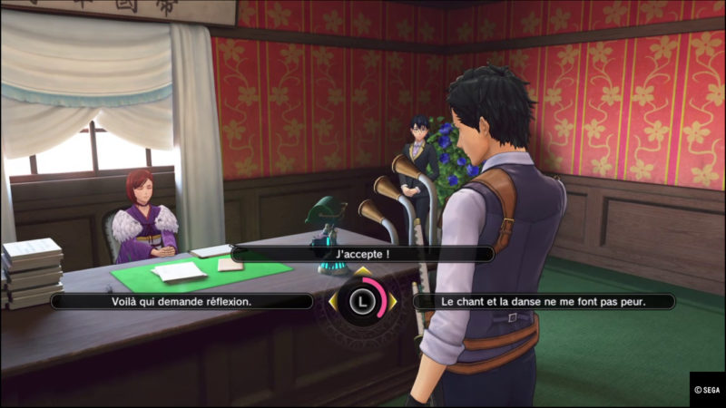 sakura wars dialogues