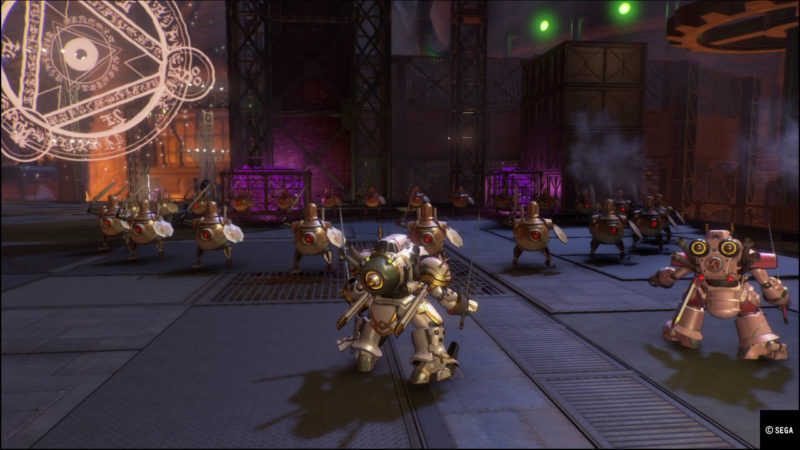 sakura wars combat