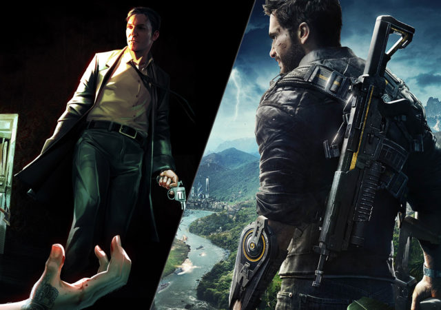 Epic Games Store Sherlock Holmes Just Cause 4