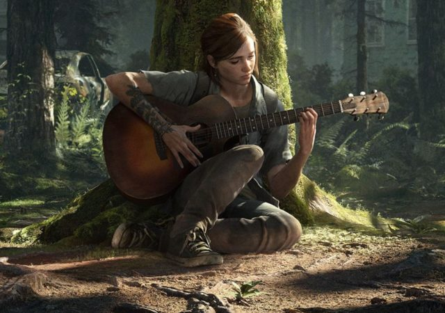 the last of us part 2 elie musique