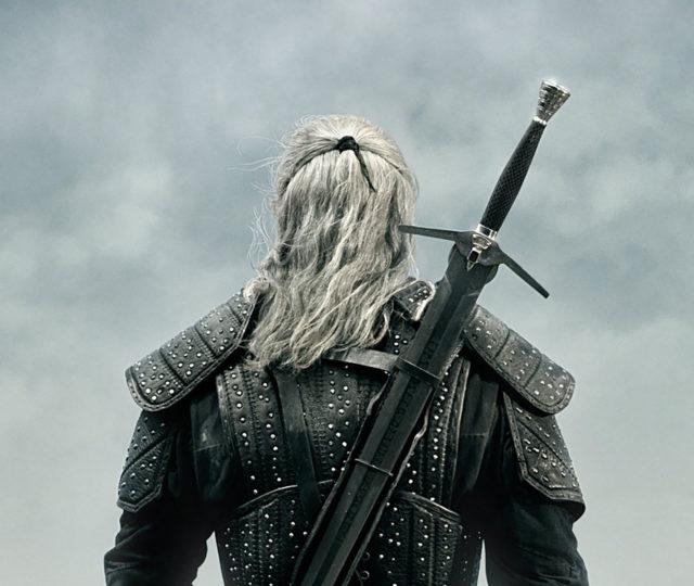 La série The Witcher sur Netflix