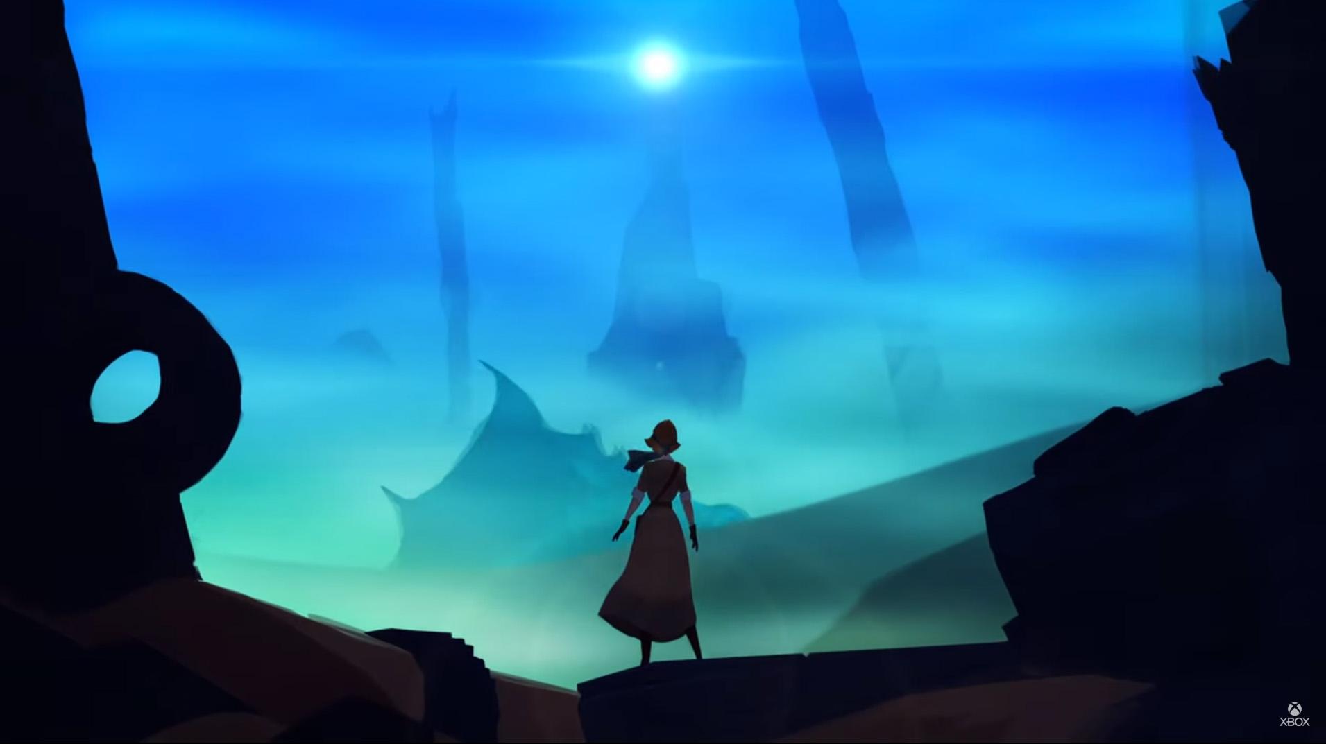 Annonce de Call of The Sea