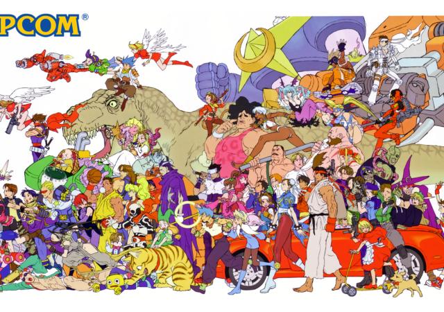 Capcom - Heroes