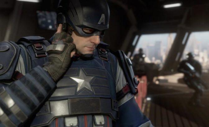 Marvel's Avengers - Captain America