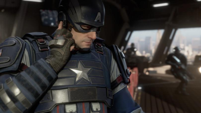 Marvel's Avengers - Captain America
