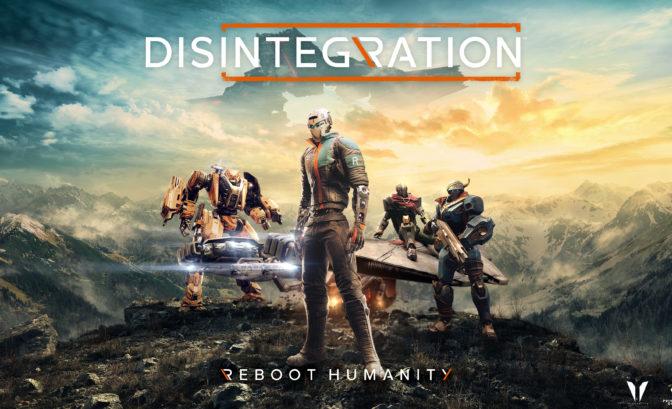 Disintegration - poster